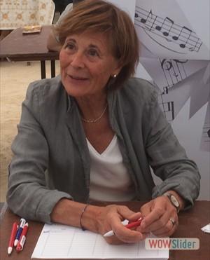 Florence MARTIN, présidente